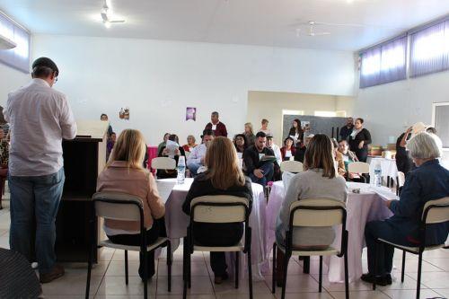 IV Conferencia Municipal dos Direitos da Pessoa Idosa de Ortigueira