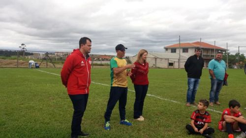 Treinamento no Clube Regatas Flamengo no Trieste em Curitiba com Atleta Matheus Ramos de Ortigueira
