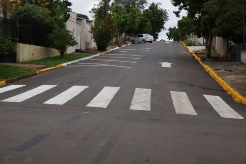 Rua Aderbal Xavier da Silva agora é via de mão única