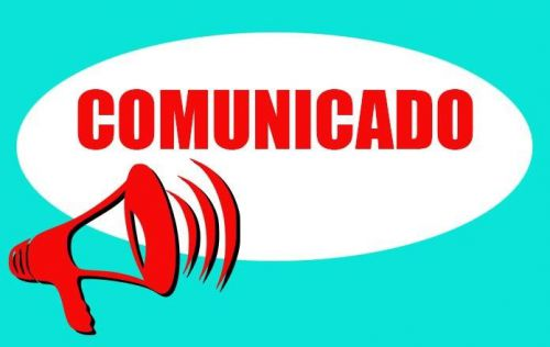 #COMUNICADO#