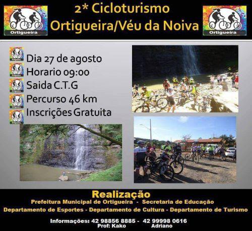 2º CICLOTURISMO DE ORTIGUEIRA