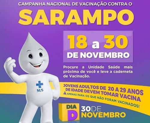 Campanha do Sarampo
