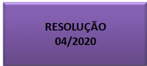 RESOLUÇÃO 04/2020