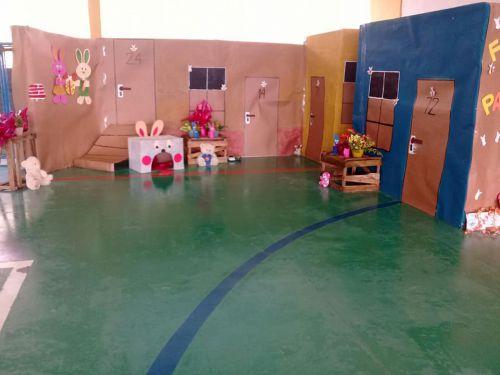 FEIRA DE ARTESANATO, BISCUIT E PINTURA ESCOLA MUNICIPAL ANTONIO FERREIRA RUPPEL