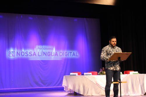 3ª Formatura do Programa Nossa Língua Digital