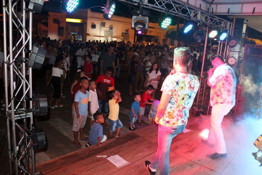 Shows em Mariápolis são promovidos com êxito pela prefeitura e patrocinadores