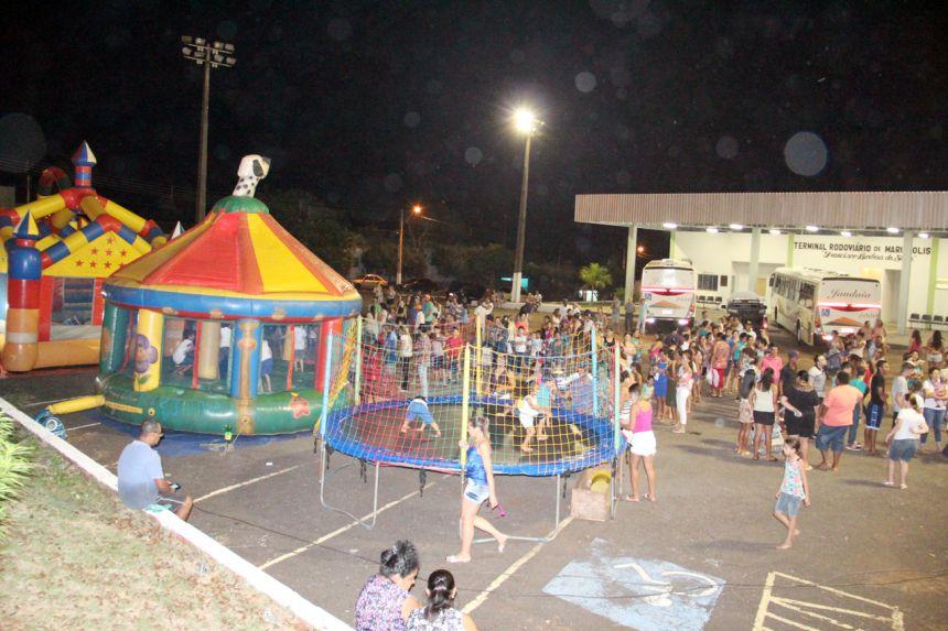 Prefeitura resgata tradição e promove grandiosa festa em homenagem às crianças