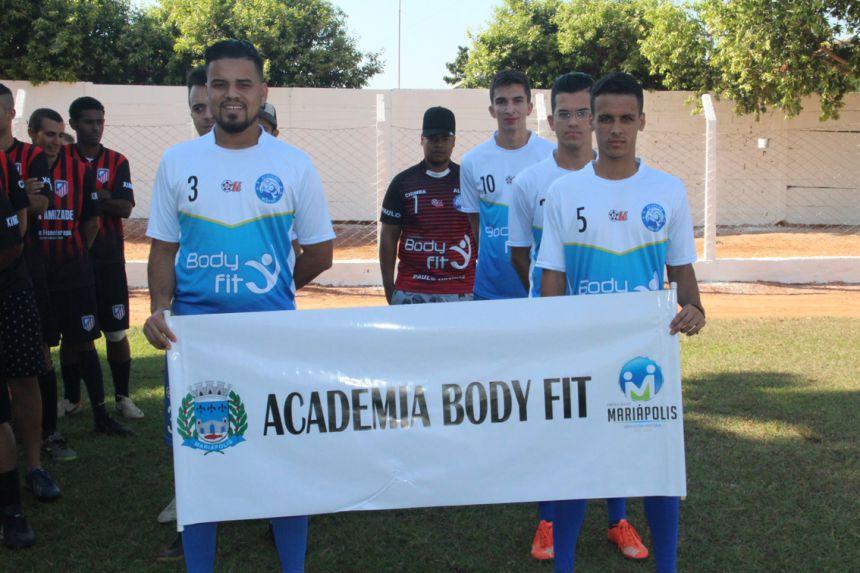 Equipe Academia Body Fit