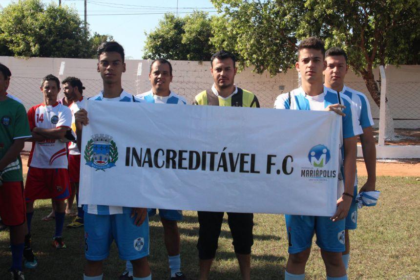 Equipe Inacreditável F.C