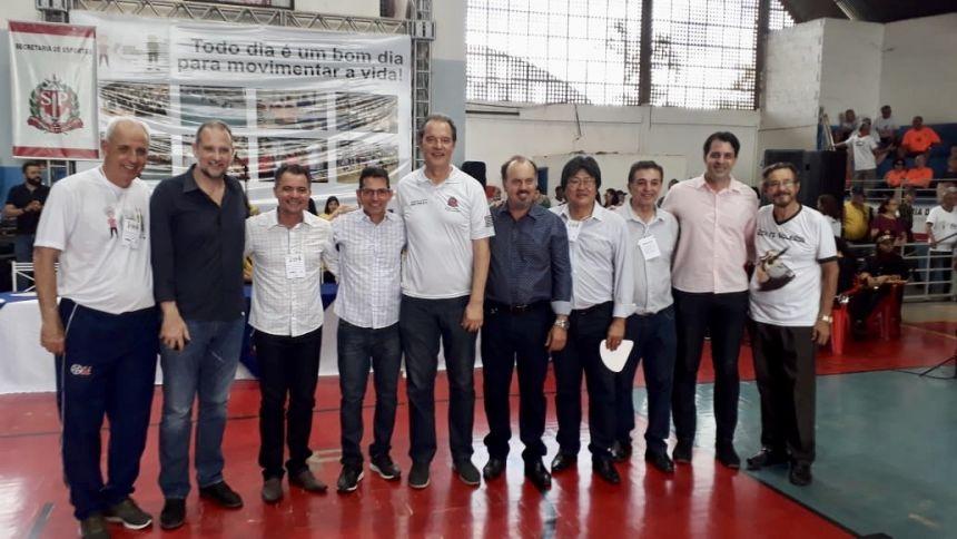 Mariápolis participa dos Jogos Regionais do Idoso em Osvaldo Cruz