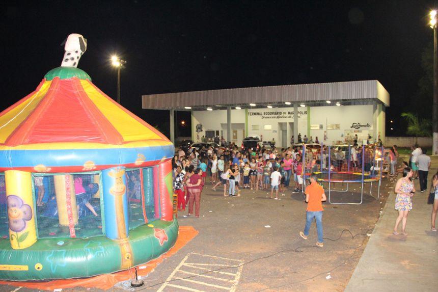 Sábado terá Festa das Crianças promovida pela prefeitura