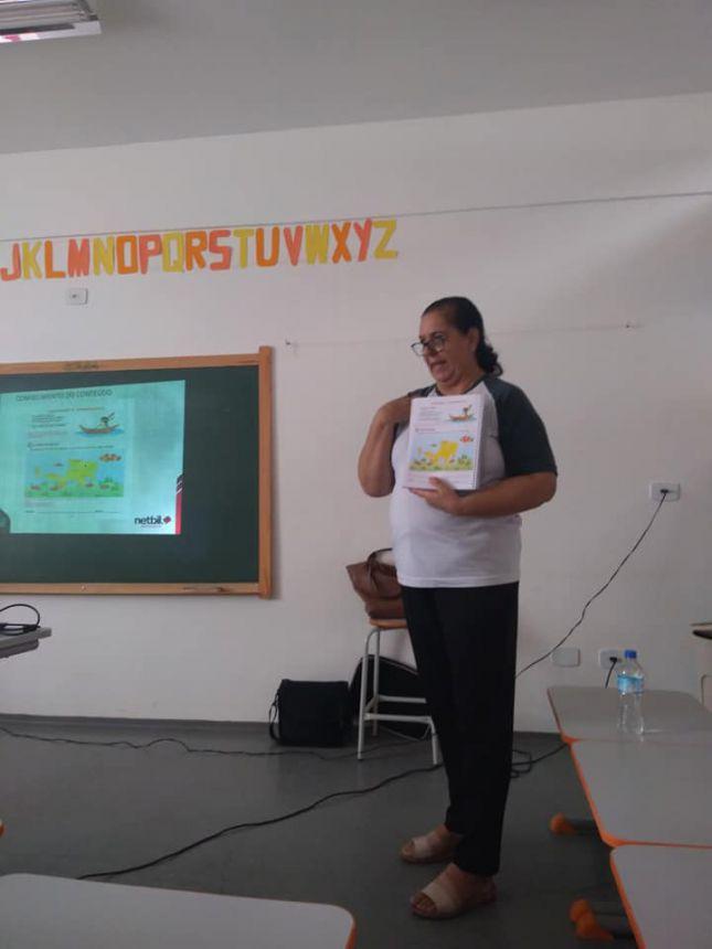 Secretaria de Educação e Prefeitura de Mariápolis promovem capacitação aos professores da rede municipal de ensino