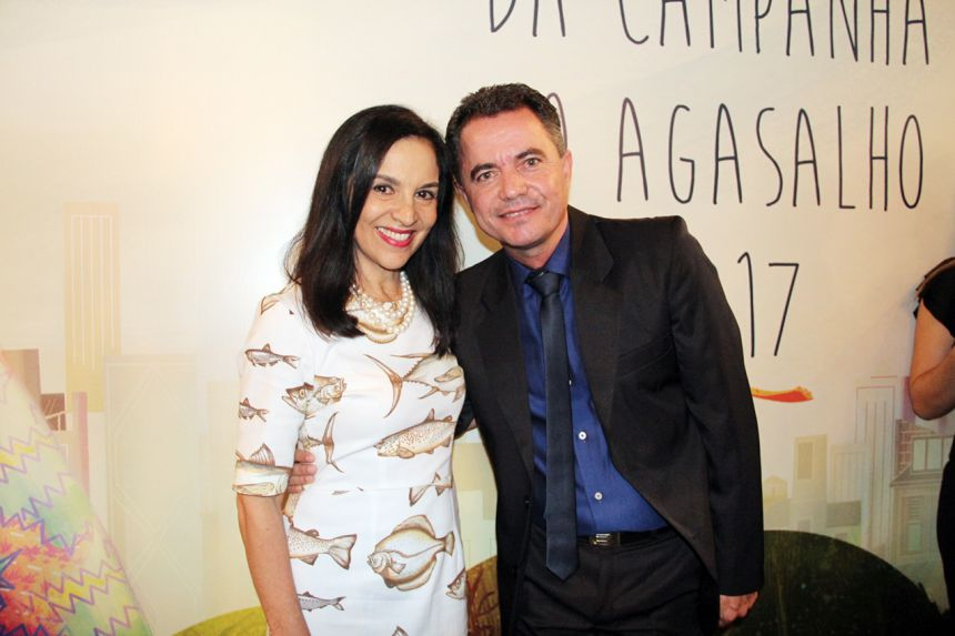 Prefeito Val Dantas participa do lançamento da Campanha do Agasalho na capital