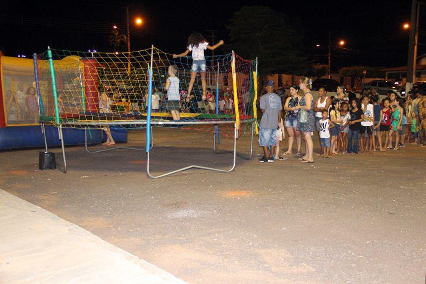 Prefeitura de Mariápolis realiza festa em comemoração ao Dia das Crianças
