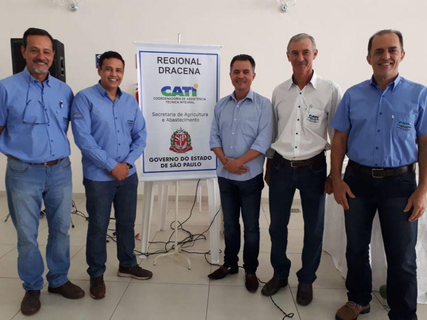 Mariápolis participa dos resultados do Projeto Microbacias II na região da CATI