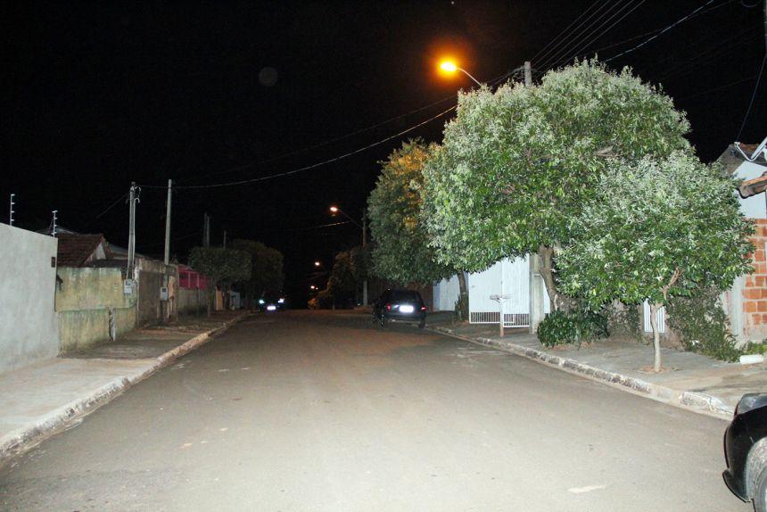 Prefeitura inicia manutenção na rede de iluminação pública em Mariápolis