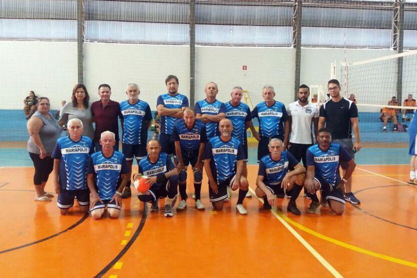 Prefeitura de Mariápolis apóia equipe de vôlei adaptado