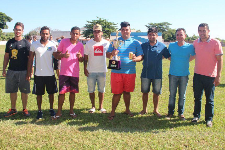 Atlético Ousadia conquistou o 3º lugar do torneio