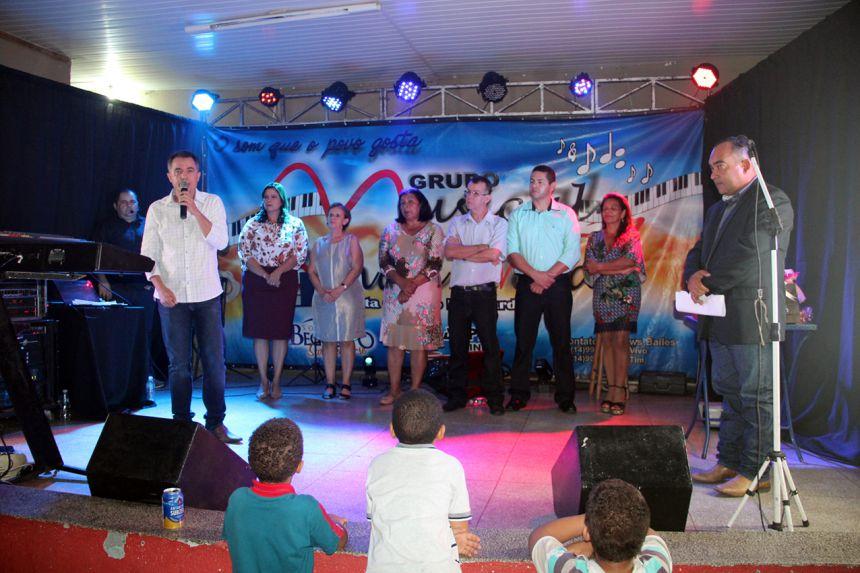 Prefeitura de Mariápolis homenageia mães com baile e sorteio de brindes