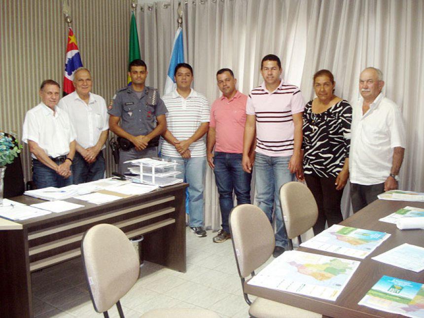 IBGE realiza reunião de Instalação de Comissão em Mariápolis