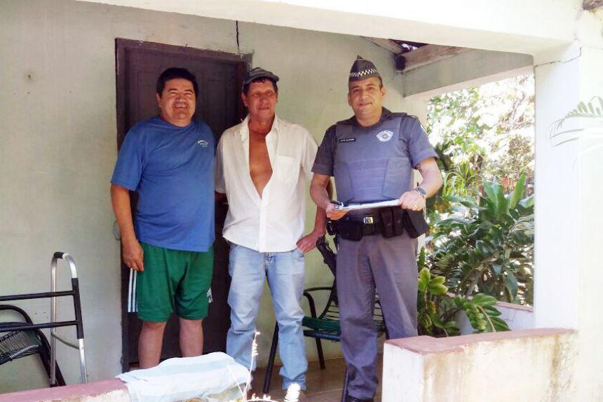 Polícia Militar de Mariápolis desenvolve Projeto Manhã Rural