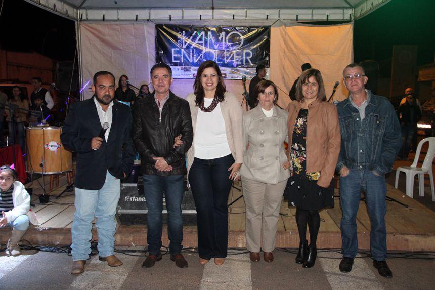 Prefeitura de Mariápolis homenageia pais com evento inédito