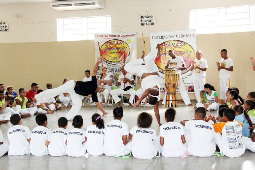 Neste sábado acontece 1º Festival de Capoeira Ginga Modelo de Mariápolis