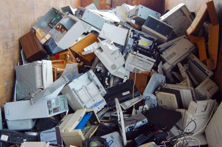 Materiais descartados devem ser levados no Terminal Rodoviário