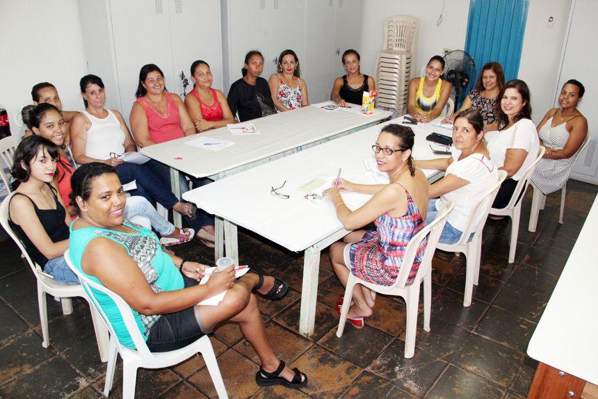 Promovida capacitação com trabalhadores do SUAS de Mariápolis