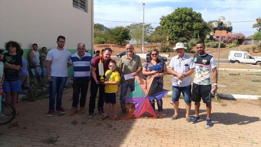 Realizado com êxito 1º Festival de Pipas em Mariápolis