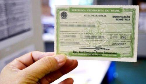 Um total de 471 eleitores de Mariápolis não faz o cadastramento biométrico