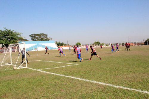 Campeonato é realizado no estádio municipal