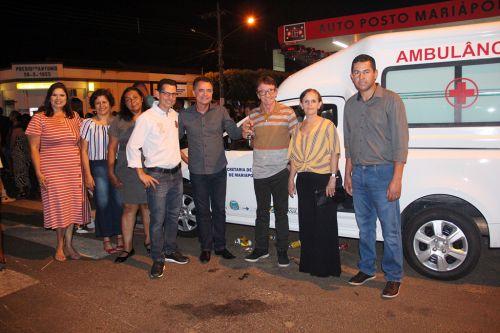 Prefeitura realiza show em comemoração aos 66 anos de Mariápolis