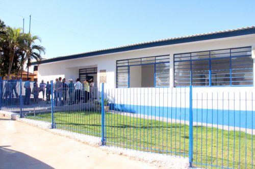 Reforma da Casa da Agricultura de Mariápolis foi inaugurada