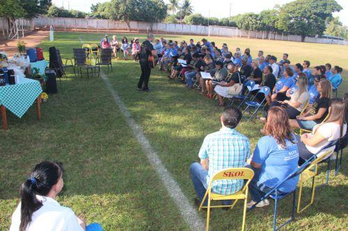 Evento teve a presença de mariapolenses e visitantes de Lucélia
