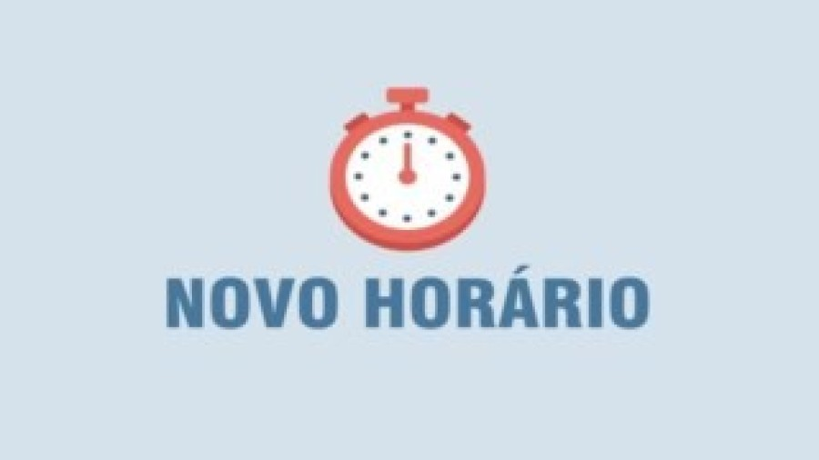 NOVO HORÁRIO PARA SESSÕES ORDINÁRIAS