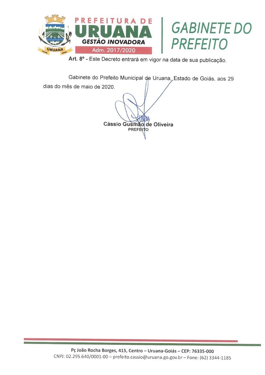 Decreto 106/2020