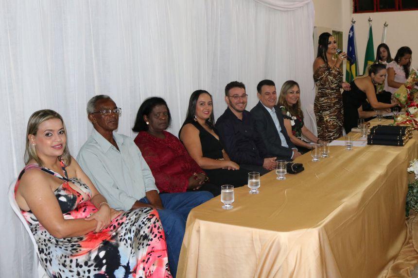 COLAÇÃO DE GRAU DO FUNDAMENTAL ll DA ESCOLA MUNICIPAL JOSÉ DE MORAES FREITAS