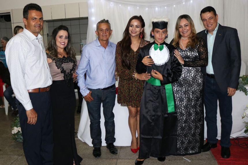 SECRETARIA MUNICIPAL DE EDUCAÇÃO REALIZA COLAÇÃO DE GRAU NO DISTRITO DE URUITA