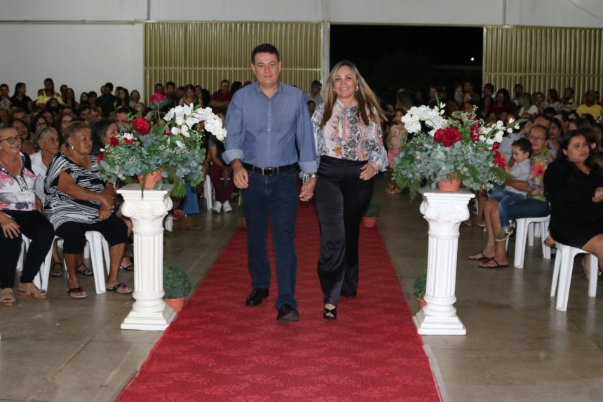PREFEITURA REALIZA FORMATURA DA REDE MUNICIPAL DE ENSINO.