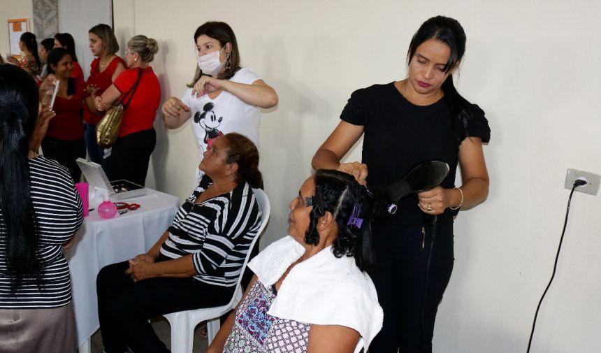 VARIAS AÇÕES E ATIVIDADES MARCAM O DIA INTERNACIONAL DA MULHER