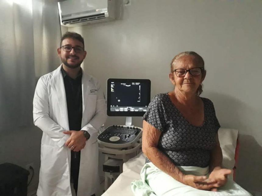 Exames de ultrassonografia!