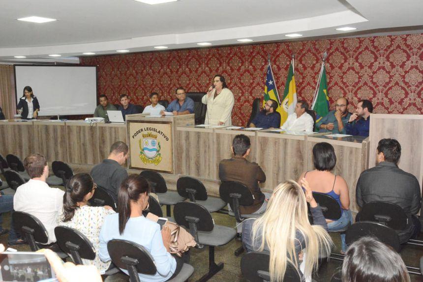 DEPARTAMENTO DE MEIO AMBIENTE DE URUANA PARTICIPA DA 37ª ASSEMBLEIA DO CIDERSP