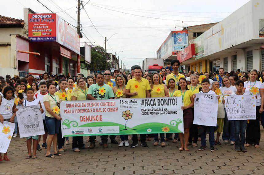 Campanha de Combate ao Abuso e à Exploração Sexual de Crianças e Adolescentes
