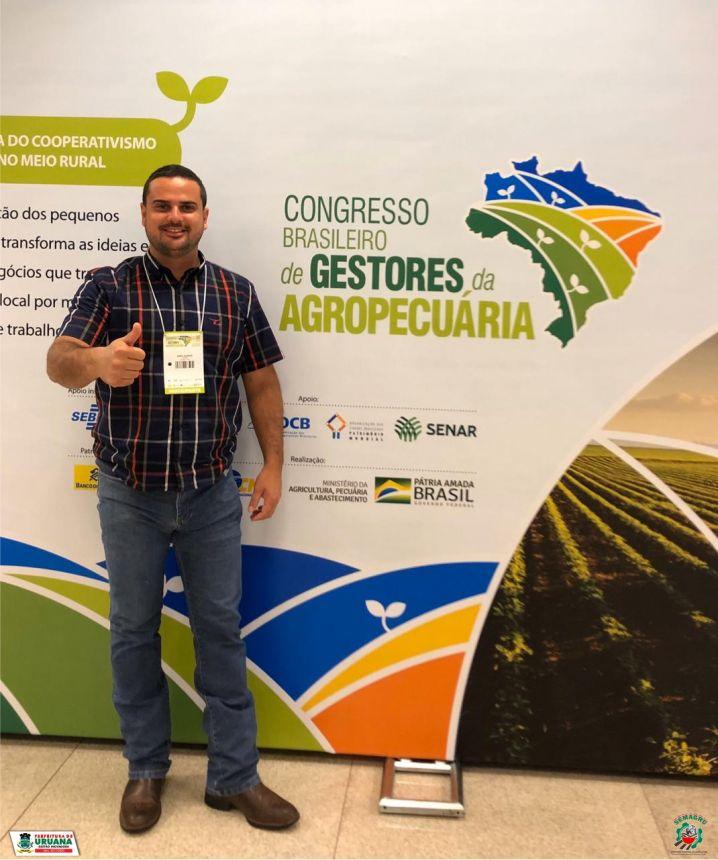 CONGRESSO BRASILEIRO DE GESTORES DA AGROPECUÁRIA