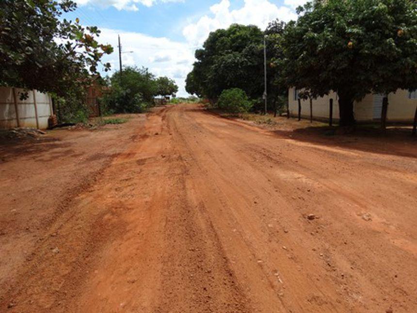 Programa de Recuperação e Reconstrução de Estradas e Vias - Povoado da Lagoa