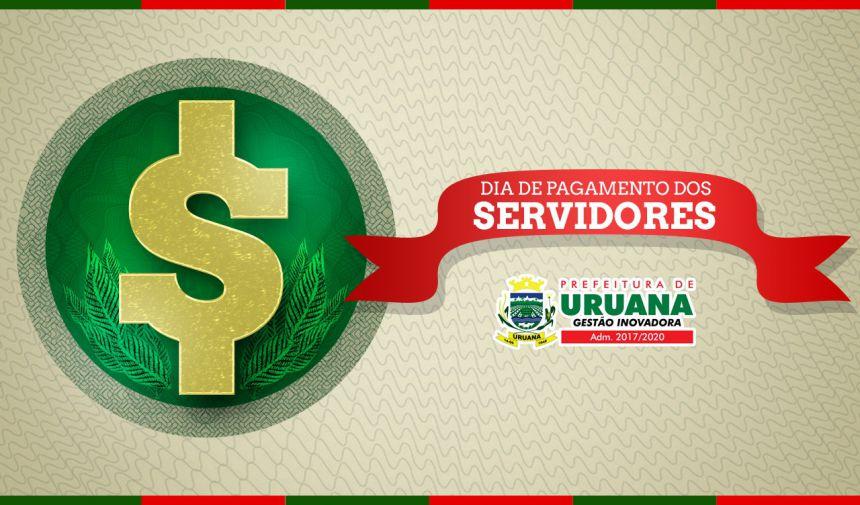 PREFEITURA LIBERA FOLHA SALARIAL DE FEVEREIRO AOS SERVIDORES