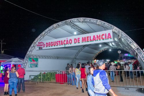 Segundo dia Festa da Melancia 2019