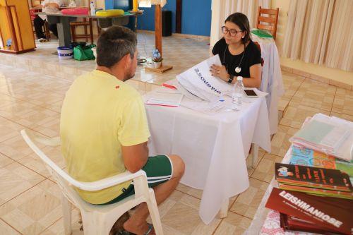 PREFEITURA EM MOVIMENTO REALIZA MUTIRÃO NO POVOADO DO CRUZEIRO