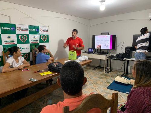 Novidades sobre o SAMU em Uruana